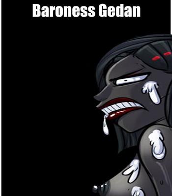 Porn Comics - The Menagerie Of Baroness Gedan Sex Comic