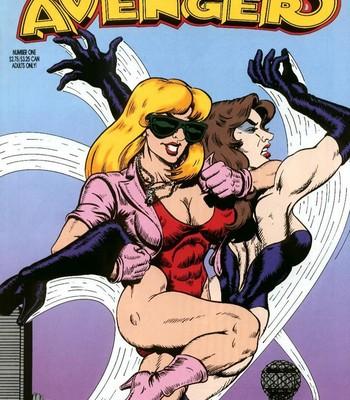 Porn Comics - The Blonde Avenger 1