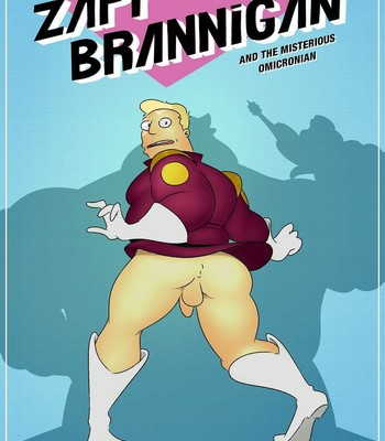 Porn Comics - Zapp Brannigan And The Misterious Omicronian