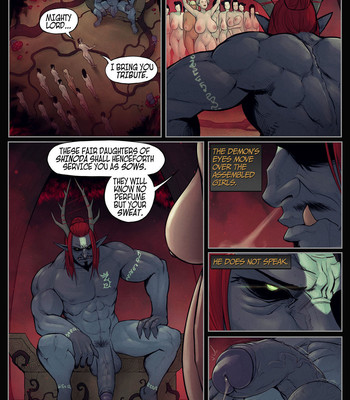 The Offering comic porn sex 006
