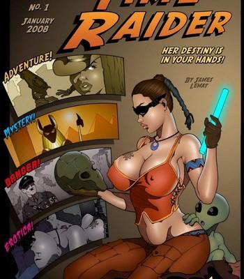 Porn Comics - Time Raider Sex Comic