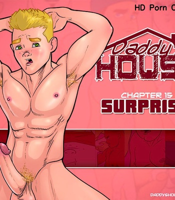 Porn Comics - Daddy's House Year 1 – Chapter 15 – Surprise