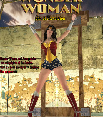 Porn Comics - Wonder Woman – Son Of Perversion 1