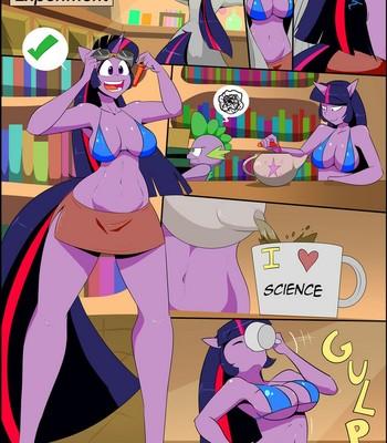 Twilight's Experiment Sex Comic sex 002
