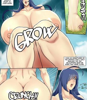 Aliessa's Magnification Mishaps 2 comic porn sex 002