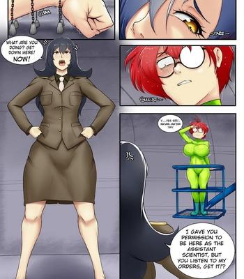 Aliessa's Magnification Mishaps 2 comic porn sex 005