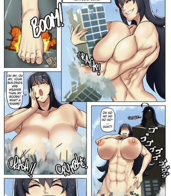 Aliessa's Magnification Mishaps 2 comic porn sex 015