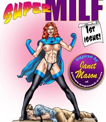 Porn Comics - Super Milf 1 Sex Comic