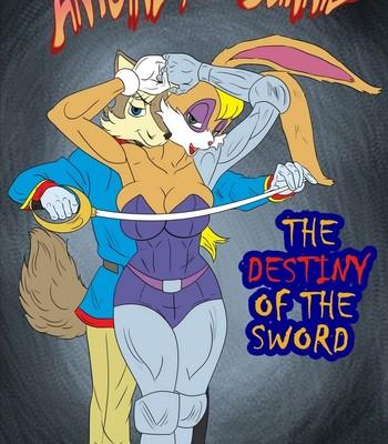 Porn Comics - Antoine And Bunnie – The Destiny Of The Sword