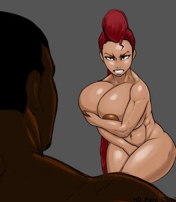 Porn Comics - Crimson Viper NTR 1
