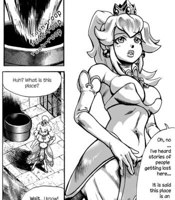 Princess Peach Wild Adventure 4 comic porn sex 002