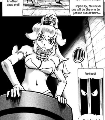 Princess Peach Wild Adventure 4 comic porn sex 003