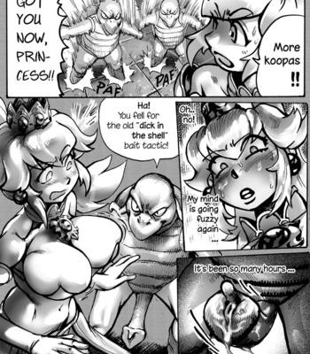 Princess Peach Wild Adventure 4 comic porn sex 007