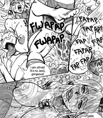 Princess Peach Wild Adventure 4 comic porn sex 024