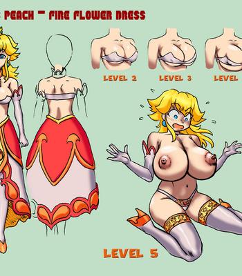 Princess Peach Wild Adventure 4 comic porn sex 037