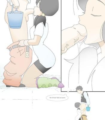 Dragon Ball Yamete – Romantic Hentai Comedy comic porn sex 012