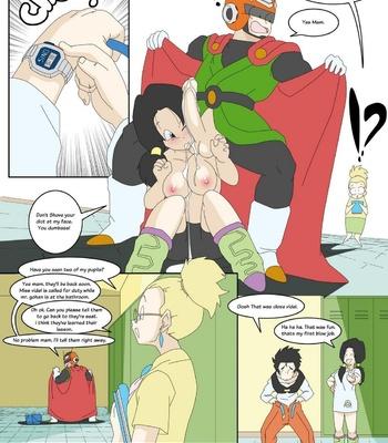 Dragon Ball Yamete – Romantic Hentai Comedy comic porn sex 019