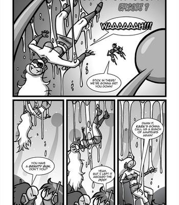 Porn Comics - Space Sex Squad 7