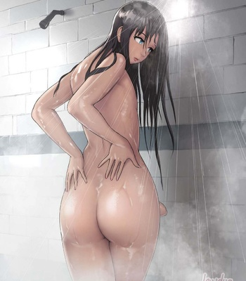 Porn Comics - Alice In The Showers