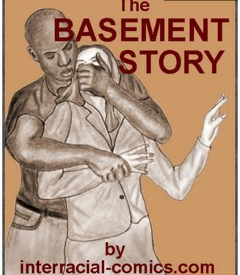 Porn Comics - The Basement Story