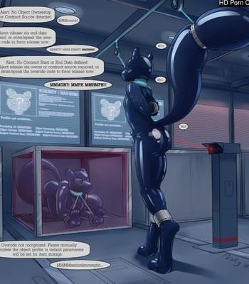 Stuck In The Nanosuit comic porn sex 005