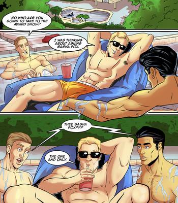 The Red Carpet comic porn sex 002