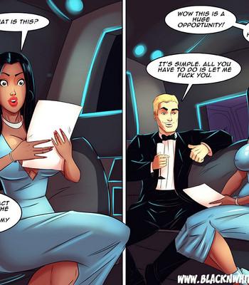 The Red Carpet comic porn sex 009