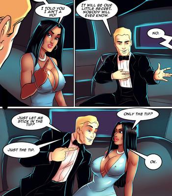 The Red Carpet comic porn sex 010