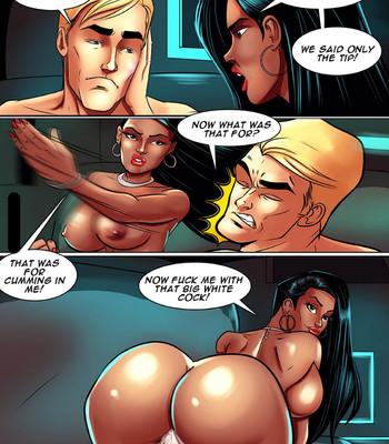 The Red Carpet comic porn sex 020