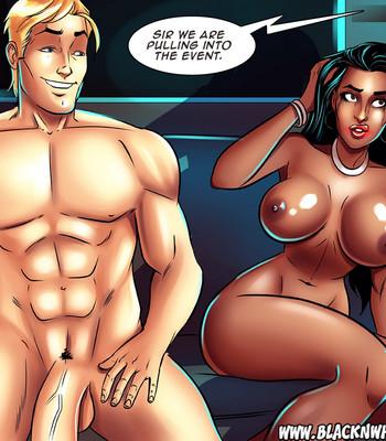 The Red Carpet comic porn sex 028