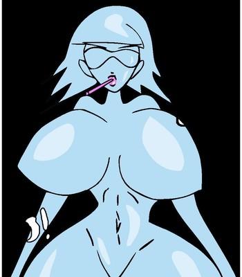 Porn Comics - Slime Girl Squad