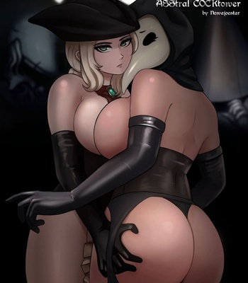Lady Maria Of The ASStral COCKtower comic porn thumbnail 001
