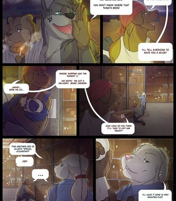The Deep Dark Sex Comic sex 033