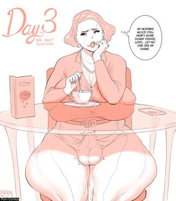 Karen's No Nut November comic porn sex 003