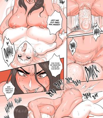 Karen's No Nut November comic porn sex 047