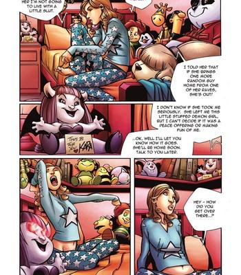 Stuffed comic porn sex 002