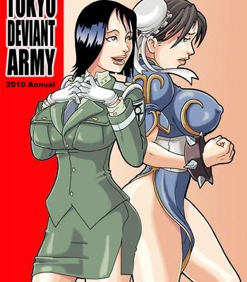 Porn Comics - Tokyo Deviant Army – Special Sex Comic