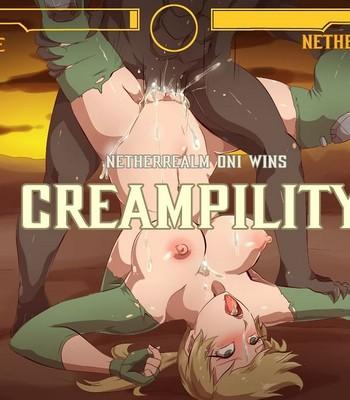 Mortal Kumbat – Cassie Cage comic porn sex 004