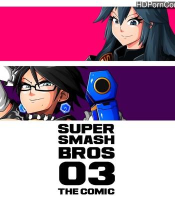 Porn Comics - Super Smash Bros 3 Sex Comic
