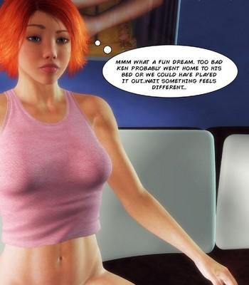 Big & Fit 1 comic porn sex 032