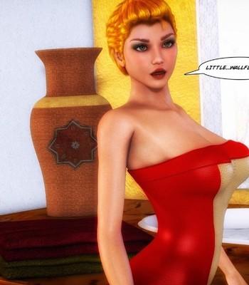 Big & Fit 1 comic porn sex 055