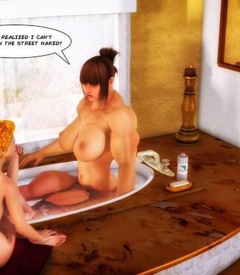 Big & Fit 1 comic porn sex 080