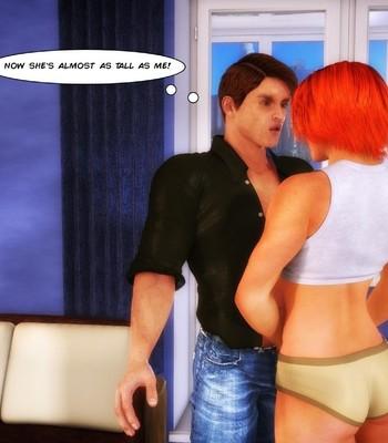 Big & Fit 1 comic porn sex 084
