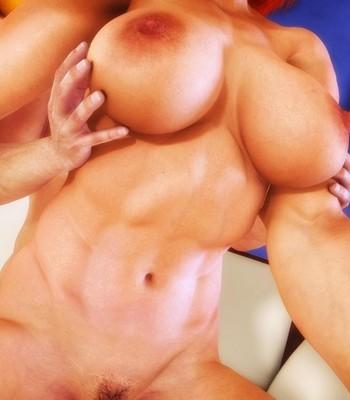 Big & Fit 1 comic porn sex 100