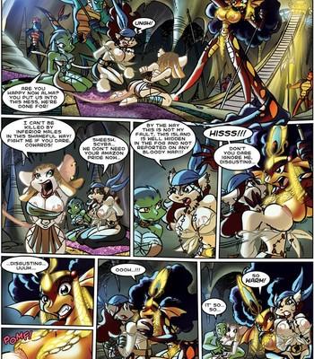 Porn Comics - The Quest For Fun – Extras 3