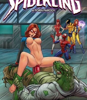 Porn Comics - Renew Your Vows – Spiderling