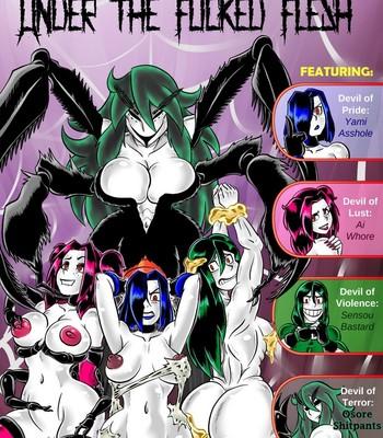 Porn Comics - Hellgasm – Under The Fucked Flesh