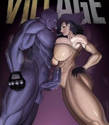 Porn Comics - Lady Dmittrescu
