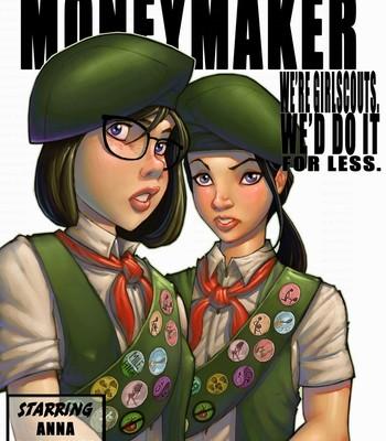 Porn Comics - The MoneyMaker 7 Sex Comic