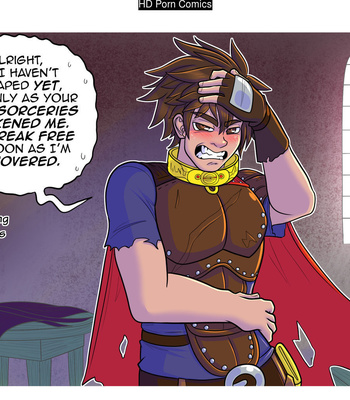 Rehabilitation Of A Hero 1 comic porn sex 002